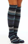 Hue Spectrum Knee Sock U13732