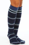 Hue Winter Fairisle Knee Sock U13896