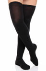 Hue Ribbed Over The Knee Sock U13959