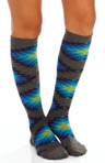 Hue Southwest Knee Sock U13992