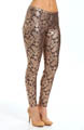 Pearlized Brocade Jeans Legging Image