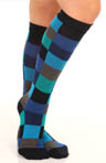 Hue Multiblock Knee Sock U14194