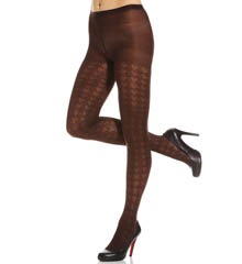 Hue Grand Houndstooth Tight with Control U14537