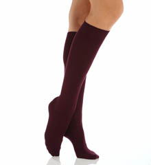 Hue Flat Knit Knee Sock U5573