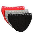 100% Cotton Mini Briefs - 3 Pack