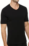 100% Cotton V-Neck T-Shirts - 3 Pack