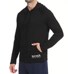 Hugo Boss Innovation 7 Long Sleeve Hooded Shirt 0261011