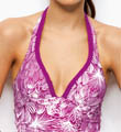 California Dreams Tankini Swim Top Image