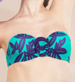 Huit Conter Fleurette Convertible Bikini Swim Top CF24
