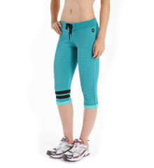 Hurley Beach Active Dri-Fit Fleece Crop Pant GAB510