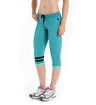 Beach Active Dri-Fit Fleece Crop Pant Image