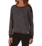 Beach Active Dri-Fit Long Sleeve Fleece Crew Image