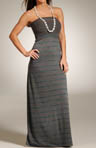 Featherweights Mesh Maxi Dress