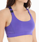 Beach Active Compression Sports Bra Image