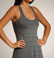 Hurley Featherweights Mesh Racerback Dress GRTTRWR