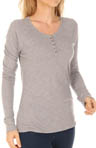 Hurley Henley Long Sleeve T-Shirt GTS0020