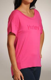 Hurley Nfinitee One & Only Tee GTSSHNT