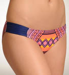 Mayan Stripe Aussie Tab Side Swim Bottom