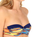 It's Electric Underwire Swim Top Image