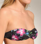 Hurley Moon Bloom Bandeau Swim Top H1303