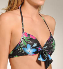 Moon Bloom Underwire Swim Top