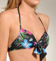 Hurley Moon Bloom Underwire Swim Top H1313