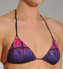 Puerto Rico Space Rem S/C Triangle Swim Top
