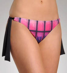 Puerto Rico Space Adjustable Hipster Swim Bottom