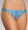 Hurley Tribe Quest Ring Hipster Swim Bottom H8372