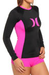 Hurley One and Only Solids Rashguard HU15713