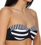 Surfside Stripe Underwire Swim Top