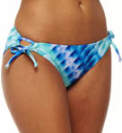 Hurley Looking Glass Tunnel Side Swim Bottom HU20343