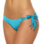Hurley Royal Asymmetrical Adjustable Hipster Swim Bottom HU21453
