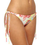 Sea Fire String Tie Side Swim Bottom