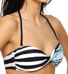 Tahiti Twist Bandeau Swim Top