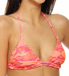 Hurley Flammo Rem Soft Cup Triangle Swim Top HU33223