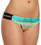 Stagger Strap Side Swim Bottom Image