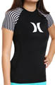 Surfside Stripe Rash Guard Image