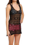 Hurley One and Only Solids Crochet Tunic HU48704