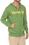 One & Only Zip Fleece Hoody