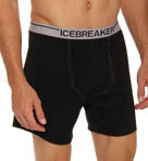 Icebreaker Relaxed Boxer with Fly 100156