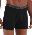 Icebreaker Anatomica Relax Boxer Brief with Fly 100473