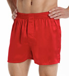 Big Solid Silk Boxer