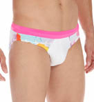Intymen Flowers Bikini Swim Brief 592