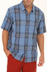 Jack O'Neill Styx Plaid Short Sleeve Shirt 704008