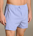 Jake Joseph Gingham Trouser Boxer 1200A