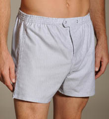 Pencil Stripe Trouser Boxer