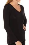 Jessica Simpson Intimates Ophelia Long Sleeve Shirt 81230