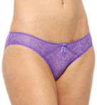 Jessica Simpson Intimates Pretty Paisley Bikini Panty JS11175