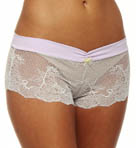 Jessica Simpson Intimates Love Story Boyshort Panty JS11375